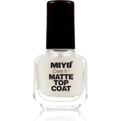Miyo Care it Matte Top Coat 7ml