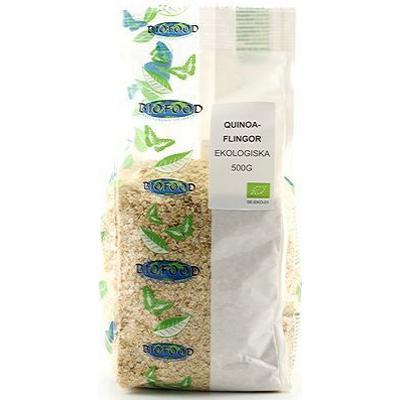 Biofood Quinoaflingor 500g