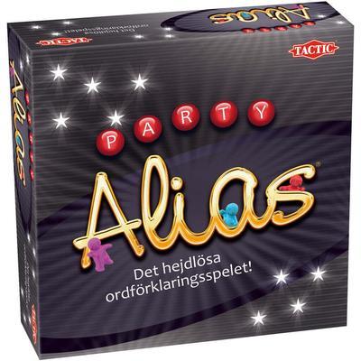 Tactic Alias Party (Svenska)