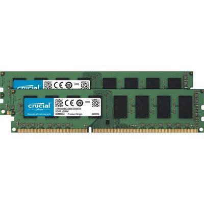 Crucial DDR3L 1866MHz 2x8GB (CT2C8G3W186DM)