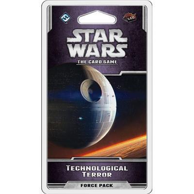 Fantasy Flight Games Star Wars: Technological Terror (Engelska)