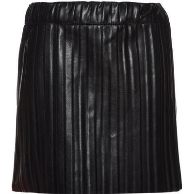 Name It Nitinge Pu Skirt - Black/Black (13142005)