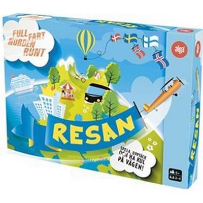 Alga Resan (Svenska)