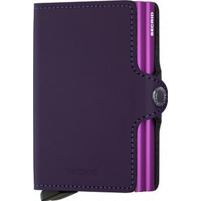 Secrid Twin Wallet - Matte Purple