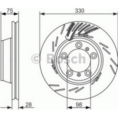 Bosch 0 986 479 732