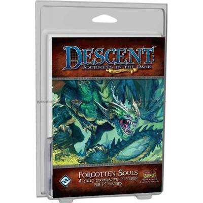Fantasy Flight Games Descent: Journeys In the Dark Second Edition: Forgotten Souls