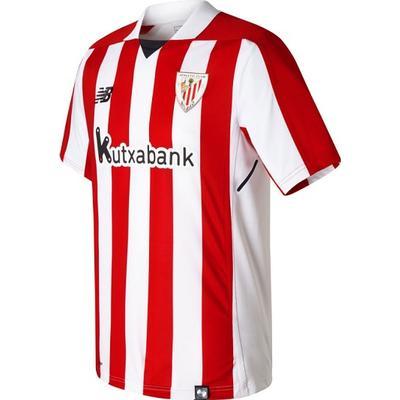 New Balance Athletic Bilbao Home Jersey 17/18