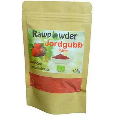 Rawpowder Strawberry Powder 125g