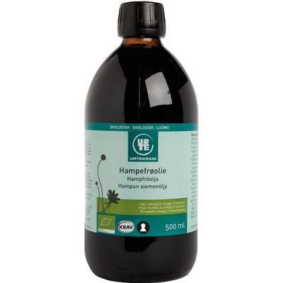Urtekram Hemp Seeds Oil 500ml