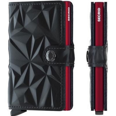 Secrid Mini Wallet - Prism Black Red