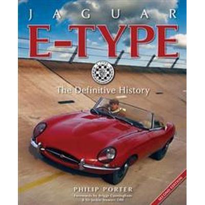 Jaguar E-type (Inbunden, 2014)