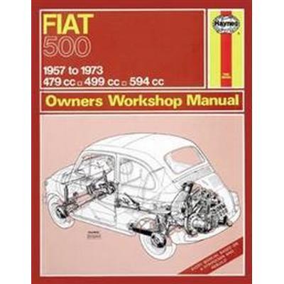Fiat 500 Owner's Workshop Manual (Häftad, 2012)