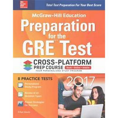 McGraw-Hill Education Preparation for the GRE Test 2017 (Pocket, 2016)