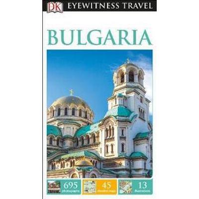 Dk eyewitness travel guide bulgaria (Pocket, 2017)