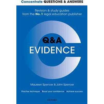 Concentrate Questions and Answers Evidence (Häftad, 2016)