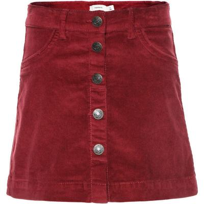 Name It Nitlone Skirt - Red/Tibetan Red (13133251)