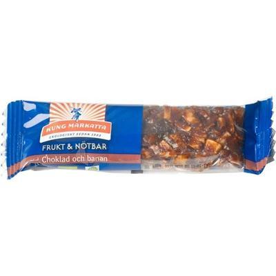Kung Markatta Chocolate & Banana Bar 40g