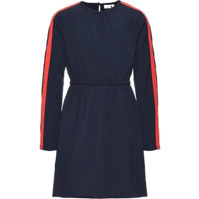 Name It Blue Long Sleeved Dress - Blue/Sky Captain (13151738)