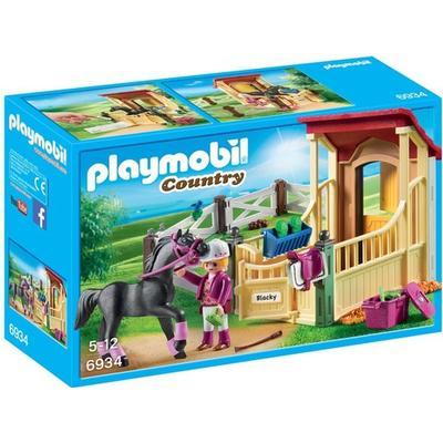 Playmobil Horse Box Arab 6934