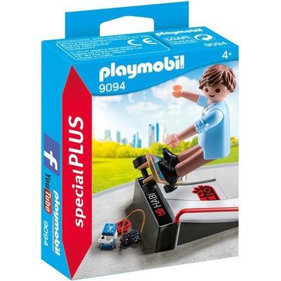 Playmobil Skater with Ramp 9094