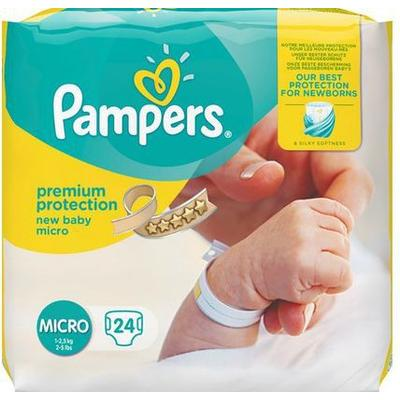 Pampers Premium Protection New Baby Micro Size 0