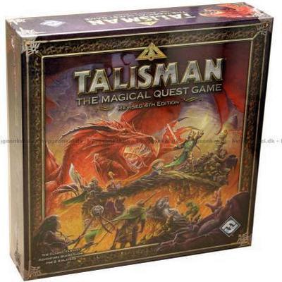 Fantasy Flight Games Talisman (Engelska)