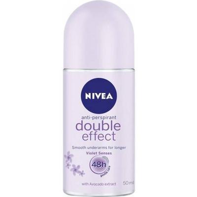 Nivea Double Effect Violet Senses Deo Roll-on 50ml