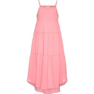Name It Nitkubani Strap Maxi Dress - Pink/Flamingo Pink (13145453)