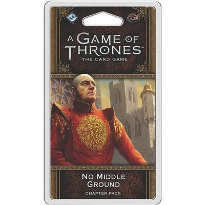 Fantasy Flight Games A Game of Thrones: No Middle Ground (Engelska)