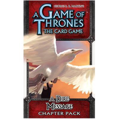 Fantasy Flight Games A Game of Thrones: A Dire Message (Engelska)