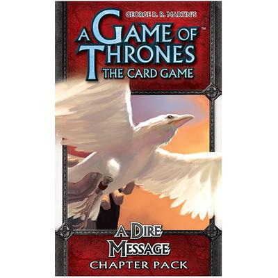 Fantasy Flight Games A Game of Thrones: A Dire Message