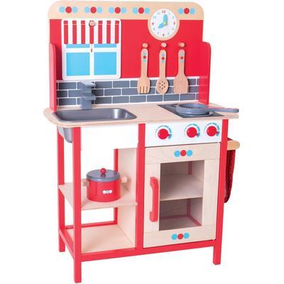 Bigjigs Play Kitchen