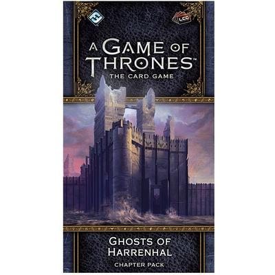 Fantasy Flight Games A Game of Thrones: Ghosts of Harrenhal (Engelska)