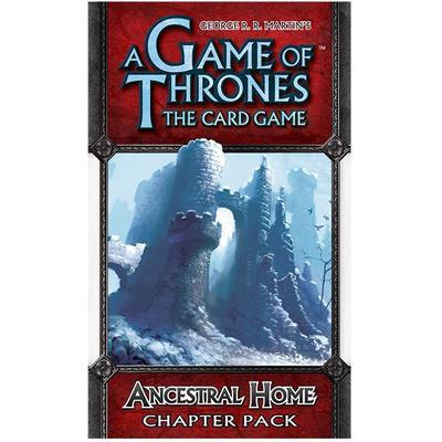 Fantasy Flight Games A Game of Thrones: Ancestral Home (Engelska)