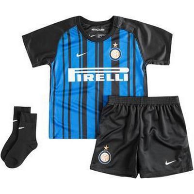 Nike Internazionale FC Home Jersey Kit 17/18 Infants