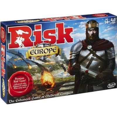 Risk Europe Game (Engelska)