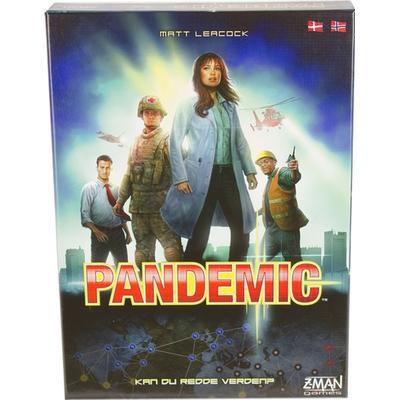 Pandemic (Danska, Norska)