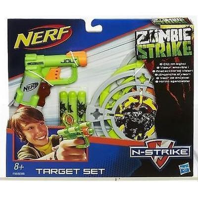 Nerf Zombie Strike Target Set A6636