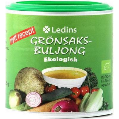 Ledins Vegetable Broth 125g