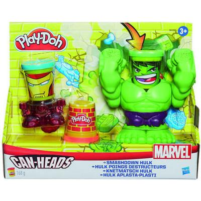 Play-Doh Smashdown Hulk Featuring Marvel Can Heads
