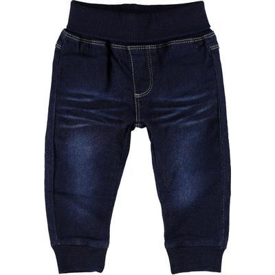 Name It Nitrur Sweat Denim Jeans - Blue/Dark Blue Denim (13130713)