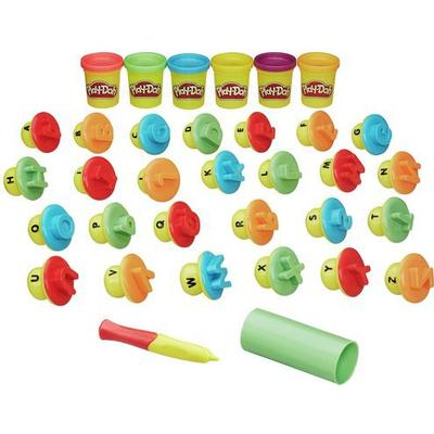 Play-Doh Shape & Learn Letters & Language