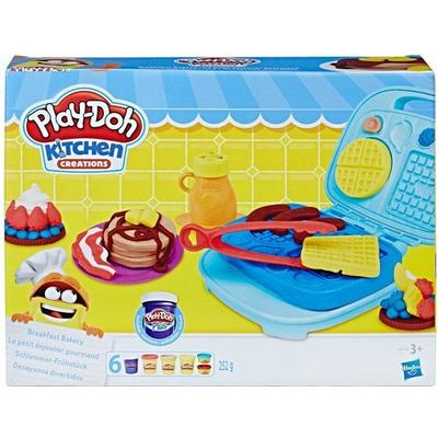 Play-Doh Kitchen Creations Breakfast Bakery