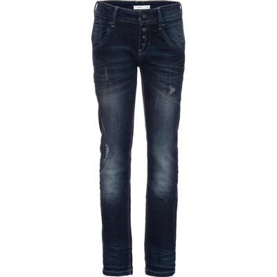 Name It Nittimmi Regular Fit Jeans - Blue/Dark Blue Denim (13135682)