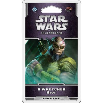 Fantasy Flight Games Star Wars: A Wretched Hive (Engelska)