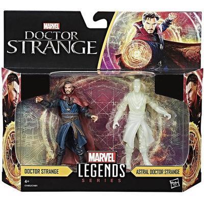 Hasbro Marvel Legends Doctor Strange & Astral Doctor Strange 2 Pack C1403