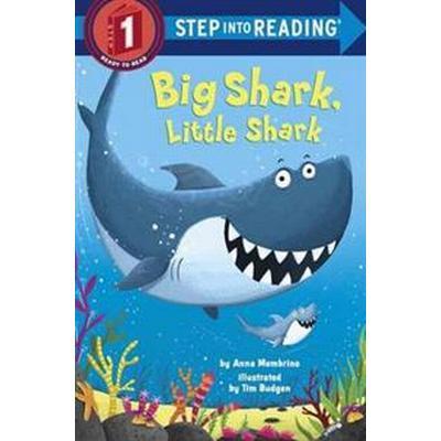Big Shark, Little Shark (Häftad, 2017)