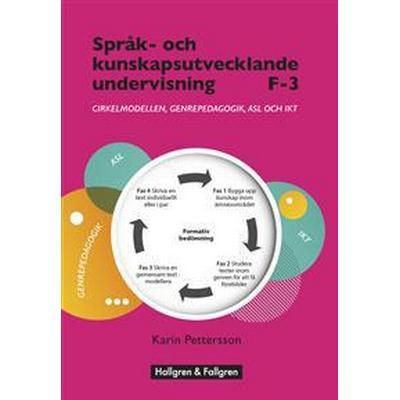 Språk- och kunskapsutvecklande undervisning F–3: cirkelmodellen, genrepedagogik, ALS och IKT (Häftad, 2017)