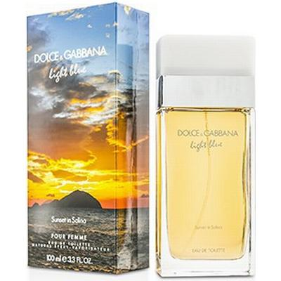 Dolce & Gabbana Light Blue Sunset in Salina Limited Edition EdT 100ml