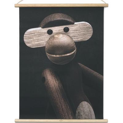 Kay Bojesen Monkey Photo Portrait